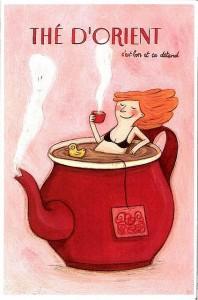 Thé d'Orient
