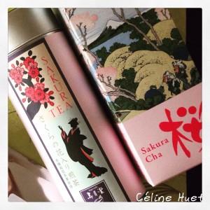 Sakura Tea Jugetsudo
